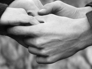 ...le mani parlano...